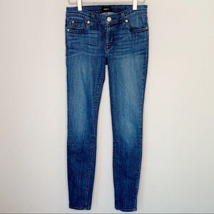 Hudson krista super skinny jeans size 26
